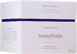 Parfums et Produits cosmétiques Bombe de bain, Genévrier et encens - AromaWorks Soulful AromaBomb Single