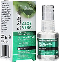 Parfums et Produits cosmétiques Sérum soie liquide réparateur de pointes fourchues - Dr. Sante Aloe Vera