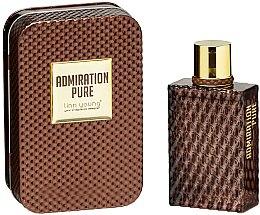 Parfums et Produits cosmétiques Linn Young Admiration Pure - Eau de Toilette