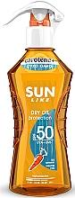 Parfums et Produits cosmétiques Huile sèche solaire pour corps - Sun Like Dry Oil Spray SPF 50