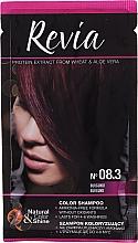 Parfums et Produits cosmétiques Shampooing colorant à l'extrait d'aloe vera - Revia Color Shampoo
