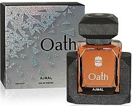 Parfums et Produits cosmétiques Ajmal Oath For Him - Eau de parfum