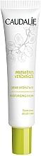 Parfums et Produits cosmétiques Crème à l'huile de pépins de raisin et vitamine E pour visage - Caudalie Premieres Vendanges Moisturizing Cream