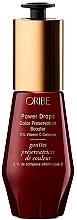 Parfums et Produits cosmétiques Sérum concentré au complexe de vitamine C pour cheveux - Oribe Power Drops Color Preservation Booster