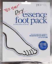 Parfums et Produits cosmétiques Masque-chaussettes à l'extrait d'aloès - Petitfee & Koelf Dry Essence Foot Pack