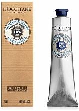 Parfums et Produits cosmétiques Gommage au beurre de karité pour mains - L'Occitane Shea Butter One Minute Hand Scrub