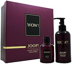 Parfums et Produits cosmétiques Joop! Wow! For Women Gift Set - Coffret cadeau (eau de toilette/60ml+gel douche/250ml)