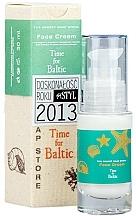 Parfums et Produits cosmétiques Crème à l'extrait d'ambre pour visage - The Secret Soap Store Time For Baltic Face Cream