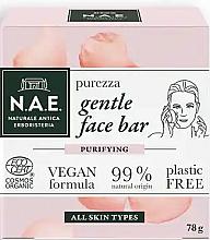 Parfums et Produits cosmétiques Savon pour visage - N.A.E. Purezza Gentle Face Bar