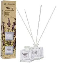 Parfums et Produits cosmétiques Bâtonnets parfumés, Lavande - Flor De Mayo Mika 2 Botanical Essence