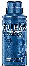 Parfums et Produits cosmétiques Guess Seductive Homme Blue - Déodorant