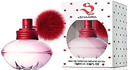 Parfums et Produits cosmétiques Shakira S by Shakira Kiss - Eau de Toilette