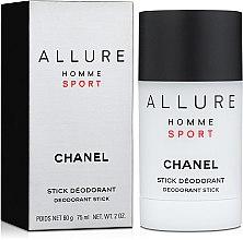 Parfums et Produits cosmétiques Chanel Allure Homme Sport - Déodorant stick parfumé