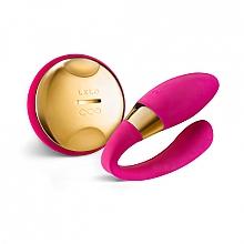 Parfums et Produits cosmétiques Vibromasseur intime pour couples, rose - Lelo Tiani 24k Hot Cerise