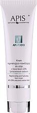 Parfums et Produits cosmétiques Crème pieds régénérante et hydratante avec 20% d'urée et d'argent ionisé - Apis Professional Api-Podo 20%