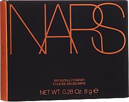 Parfums et Produits cosmétiques Bronzeur pour visage - Nars Bronzing Powder