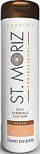 Parfums et Produits cosmétiques Lotion auto-bronzante pour le corps - St. Moriz Self Tanning Lotion Medium