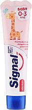 Parfums et Produits cosmétiques Dentifrice pour enfants 0-3 ans - Signal Signal Kids Strawberry Toothpaste