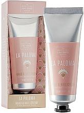 Parfums et Produits cosmétiques Crème pour mains et ongles - Scottish Fine Soap La Paloma Hand & Nail Cream