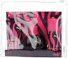 Parfums et Produits cosmétiques Puma Animagical Woman - Set (eau de toilette/40ml + déodorant spray/50ml+ gel douche/50ml)