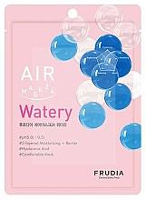Parfums et Produits cosmétiques Masque tissu hydratant à l'acide hyaluronique pour visage - Frudia Air Mask 24 Watery