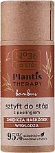 Parfums et Produits cosmétiques Stick exfoliant au beurre de karité pour pieds - Pharma CF No.36 Plantis Therapy Peeling Foot Stick
