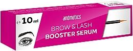 Parfums et Produits cosmétiques Sérum-booster pour cils et sourcils - Andmetics Brow & Lash Booster Serum