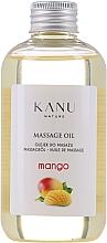Parfums et Produits cosmétiques Huile de massage Mangue - Kanu Nature Mango Massage Oil
