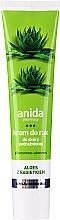Parfums et Produits cosmétiques Crème à l'aloès pour les mains - Anida Pharmacy Aloe Hand Cream