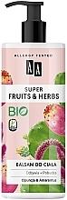 Parfums et Produits cosmétiques Lotion bio pour corps, Figue de Barbarie et Amarante - AA Super Fruits & Herbs