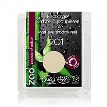 Parfums et Produits cosmétiques Fard à paupières mat - ZAO Matt Eye Shadow (recharge)
