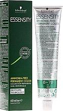 Parfums et Produits cosmétiques Coloration permanente sans ammoniaque - Schwarzkopf Professional Essensity Permanent Colour