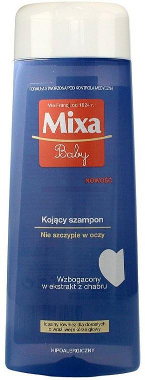 Shampooing à l'extrait de bleuet - Mixa Baby Shampoo