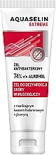 Parfums et Produits cosmétiques Gel antibactérien pour mains - Aquaselin Extreme 74% Antibacterial Hand Gel Protect