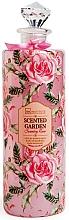 Parfums et Produits cosmétiques Mousse de bain - IDC Institute Scented Garden Luxury Bubble Bath Country Rose
