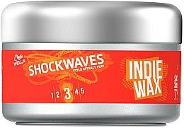 Parfums et Produits cosmétiques Cire coiffante - Wella ShockWaves Indie Wax