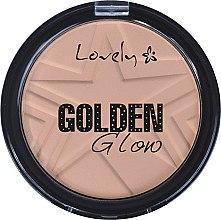 Parfums et Produits cosmétiques Poudre compacte pour visage - Lovely Golden Glow Powder