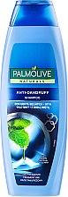 Parfums et Produits cosmétiques Shampooing à la menthe sauvage - Palmolive Naturals Anti-Dandruff Shampoo