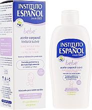 Parfums et Produits cosmétiques Huile à l'huile d'amande douce pour corps - Instituto Espanol