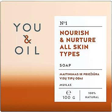 Savon revitalisant pour tous le types de peaux - You & Oil Nourish & Nurture All Skin Types — Photo N1
