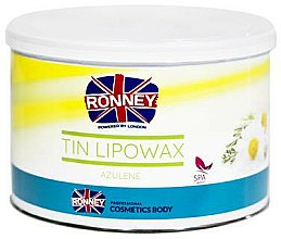Parfums et Produits cosmétiques Cire à épiler Azulène - Ronney Wax Tin Azulene