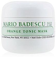Parfums et Produits cosmétiques Masque à l'extrait d'orange pour visage - Mario Badescu Orange Tonic Mask