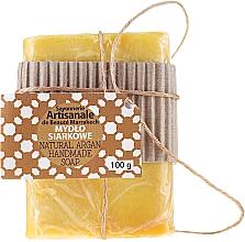 Parfums et Produits cosmétiques Savon artisanal à l'huile de feuilles d'argan et thym - Beaute Marrakech Natural Argan Handmade Soap