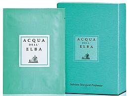 Parfums et Produits cosmétiques Acqua dell Elba Classica Men - Lingettes nettoyantes parfumées