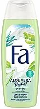 Parfums et Produits cosmétiques Gel douche au yaourt et Aloe Vera - Fa