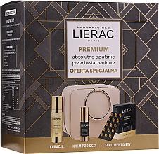 Parfums et Produits cosmétiques Coffret cadeau - Lierac Premium (capsules/30pcs + ser/30ml + eye/cr/15ml)