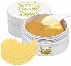 Parfums et Produits cosmétiques Patchs hydrogel à l'acide hyaluronique contour des yeux - Elizavecca Gold Hyaluronic Acid Eye Patch