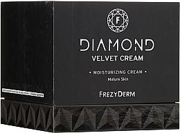 Parfums et Produits cosmétiques Crème à l'acide hyaluronique pour visage - Frezyderm Diamond Velvet Moisturizing Cream For Ripe Skin