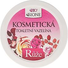 Parfums et Produits cosmétiques Vaseline cosmétique à l'huile de rose - Bione Cosmetics Cosmetic Vaseline With Rose Oil