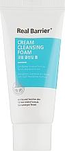 Parfums et Produits cosmétiques Mousse nettoyante à l'huile de tournesol pour visage - Real Barrier Cream Cleansing Foam